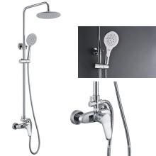 Ducha de baño de alta calidad, ducha de mano de cuerpo principal de latón