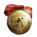Оптовая пользовательских марафон промо медаль