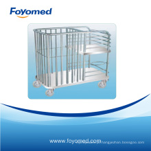 Cama quente inoxidável Bed Nursing Hospital Trolley