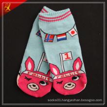 Cute Animal Pattern Children′s Socks