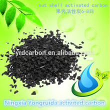 High quality activated carbon filter for cooker hoods
