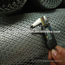 raised mesh Expanded Wire flat mesh
