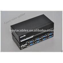 8 Port VGA Video Monitor Splitter