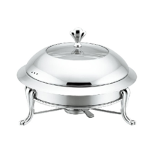 Kompor Prasmanan Stainless Steel Hot Pot