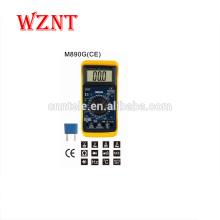 Multimètre grand écran Poular M890G (CE)