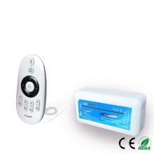 Contrôleur de variateur professionnel 1 canal led dimmer avec télécommande RF à distance avec prix usine