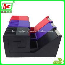 decorative tape dispenser, double sided zcut-9 tape dispenser