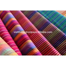 100% Cotton Fabric 76*76 CM40*CM40 91gsm plain weaving from Vietnam