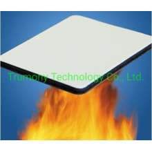 4mm 0.3mm Fireproof Resistant ACP Aluminum Composite Panel for Building Wall Cladding