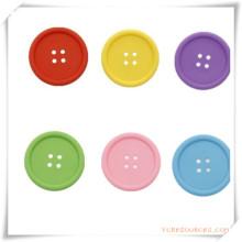 Knopf-Form-Untersetzer / Placemat für Förderung