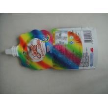 Sacos plásticos de boca de comida permanente