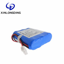XLD wholesale lifepo4 rechargeable battery pack 3S1P 9.6V 1100mAh lithium ion phosphate 18650 9.6v battery