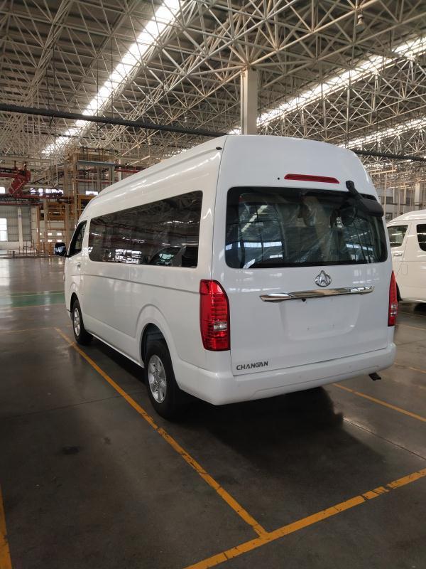 Zhangan Mini Van In 15 Seats