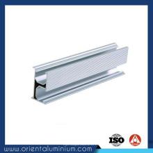 Perfil de aluminio de la puerta del cuarto de baño de la extrusión para el cuarto de baño