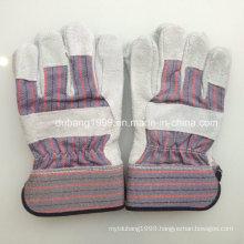 Welding Gloves/Working Gloves/Leather Gloves/Industry Gloves-21