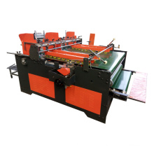 Double Sheets Corrugated Cardboard Gluing Pasting Machine