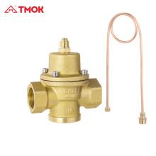 Válvula de presión diferencial de cobre con precio bajo
