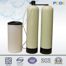 0.3-20 T / H Automatischer Wasserenthärter zum Heizen von Bioler