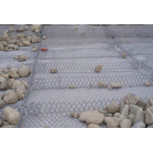 Prevenção de inundações Gabion Basket Reno Mattress