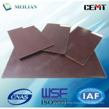 Junta magnética eléctrica de fibra de resina epoxi (MJ-3332)