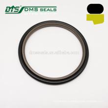 коричневые 40% бронзы фторопласта шаг уплотнения штока буфера для гидравлического цилиндра GSJ