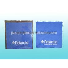 silk screen print cleaning cloths for optics