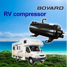Hohe Menge sparen Einbauraum horizontaler Kompressor mit R407c für Limousine Dachkran Kabine Klimaanlage