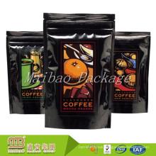 Moisture Proof Heat Seal Food Packing Eco Friendly Standup Custom Sizes Printed 2oz / 2 oz Coffee Bags
