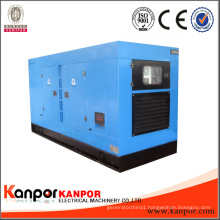 Silent Type 3 Phase Water Cooled 600kVA Diesel Generator Brand Engine