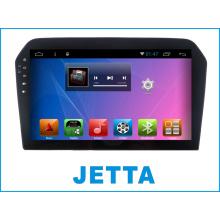 Android 5.1 carro DVD para Jetta Touch Screen com GPS de navegação do carro