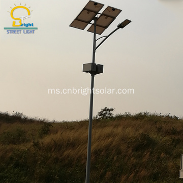 Reka bentuk baru 8M 60W Solar Street LED Light