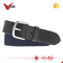 new arrival cotton braided elastic belt