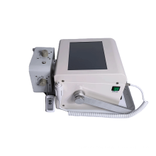 4kw portable X-ray machine can take pictures of human limbs or small animals. Touch screen X-ray machine