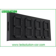 15 Zoll im Freien wasserdichtes sieben-Segment LED Gas Preis Zeichen / Digital LED Zeichen