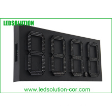 15 Inch Outdoor Waterproof Seven-Segment LED Gas Price Sign/Digital LED Sign