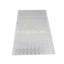 Assemblée de carte PCB de la carte électronique LED en aluminium 2Layer