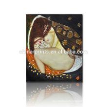 Nackte sexy Wand-Kunst-Malerei / Kopie Malerei des berühmten Künstlers / berühmten Ölgemälde