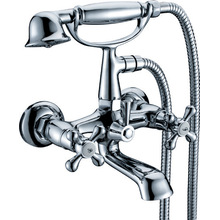 Wall Mounted Faucet Tangan Tub Mixer