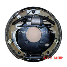 10 inch Trailer hydraulic drum brake with parking feature