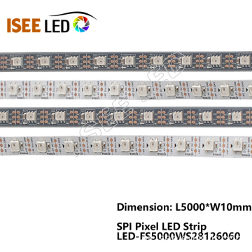 مصباح Pixel LED RGB SMD5050 Flex Strip