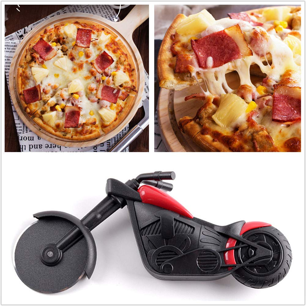 Pizza Cutter Motorcycle