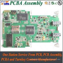Asamblea del PWB de la asamblea del PWB del banco del poder para los controles llevados para requisitos particulares del PWB del servicio del OEM de la placa de control llevados