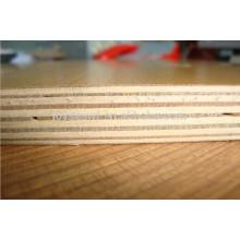melamine faced hpl plywood wood color(walnut wenge oak birch) for furniture packing construction