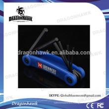 Adjust Tools for Shader Liner Machine Blue Color