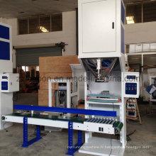 Machine à emballer automatique de haricots de pesage