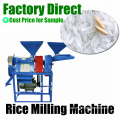 Automatic Min combine machine de moulin à riz à vendre