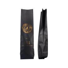 Moisture Proof Coffee Tea Powder Ziplock Zipper Packaging Bag with Valve