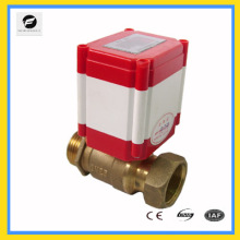 remote control electric valve for IC card water meters,heat energy meters and reuse of rainwater and reuse of grey water system