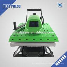 Automatic Type Swing Away barato usado t shirt máquina de impressão termopress
