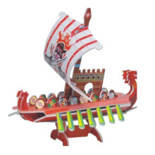 3D Puzzle Big Corsairs Toy